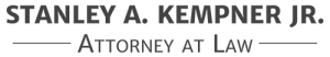 Stanley A. Kempner Jr. Attorney at Law Logo